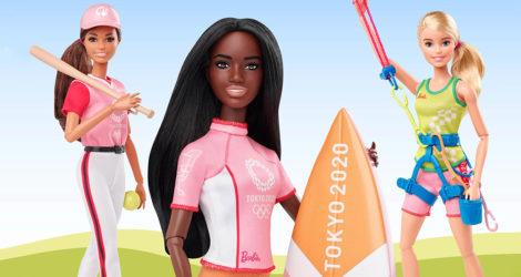 Η Mattel λανσάρει σειρά προϊόντων για τους Ολυμπιακούς του Τόκυο