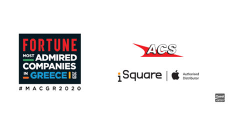 ACS και iSquare στη λίστα «Most Admired Companies in Greece»