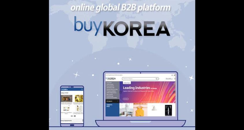 Στην Kovald η προώθηση της πλατφόρμας buyKorea