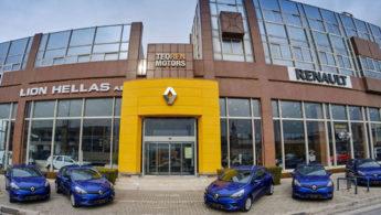 Καμπάνια Rich Media της Fast River για την Teoren Motors