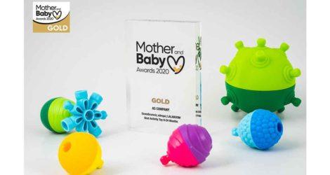 Στα Mother & Baby Awards η AS Company