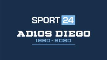 Ενέργεια του Sport24 προς τιμήν του Maradona