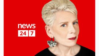 Η Έλενα Ακρίτα στο News 24/7