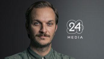 Ο Παναγιώτης Μένεγος στην 24Media