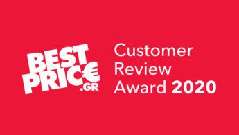 Απονεμήθηκαν τα BestPrice Customer Review Awards 2020