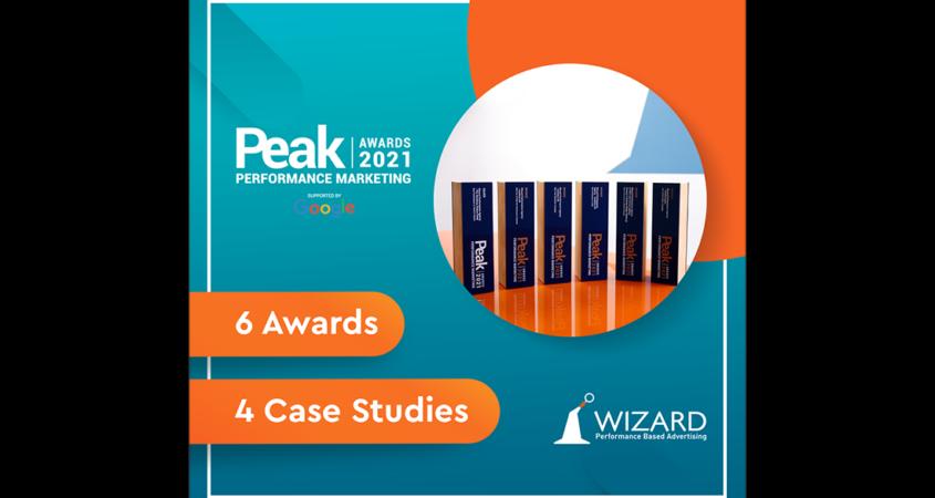 6 βραβεία για 4 case studies της Wizard