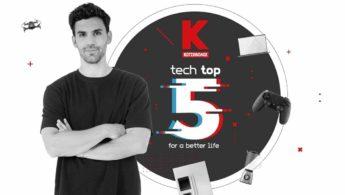 «Tech Top 5 for a better life» από την Κωτσόβολος