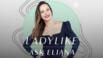 H Ελιάνα Χρυσικοπούλου στο LadyLike
