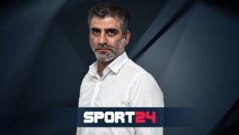 Ο Γιάννης Λημναίος στο Sport24